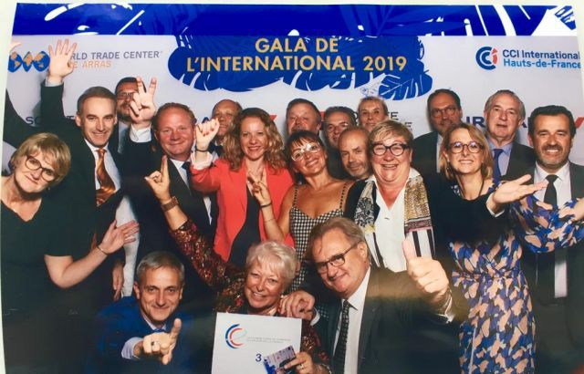 Gala de l'International 27 Septembre 2019 à Lille